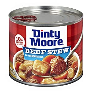Dinty Moore Beef Stew  20 Ounce