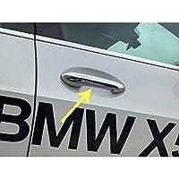 """""""ABSクロームドアハンドルトリムカバー カーアクセサリー BMW「BMW X5 4代目 G05 2019~」"""