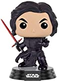 Funko 9619 Star Wars 9619 'POP Bobble E7 TFA Kylo Ren Battle Damaged Action Figure
