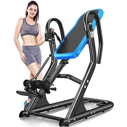 Best Bargain Inversion Equipment Inverted Machine Stretching Machine Yoga Auxiliary Increase Inverte...