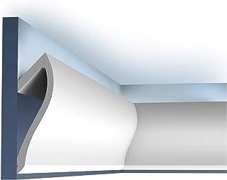 Shade ULF Moritz Cornice Moulding Indirect Lighting Orac Decor C371 Ceiling coving Decoration 2 m