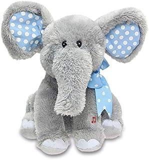"Cuddle Barn ""Elliot Elephant Animated Singing Elephant: Do Your Ears Hang Low"