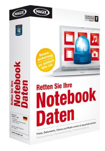 MAGIX Retten Sie Ihre Notebook-Daten