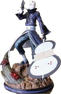 ZJJMJ Naruto Garage Kit Limited Edition Uchiha Madara Uchiha Itachi Uchiha Obito Tempestuous God of Valor Akatsuki Model Nine-Tailed Complete Set-tempestuous God of Valor Complete Set 22cm/_1 Mod/èle