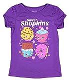 Shopkins Sweet Treat Purple T-Shirt (Toddler 6)