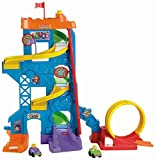 Fisher-Price Little People Loops 'n Swoops Amusement Park [Amazon...
