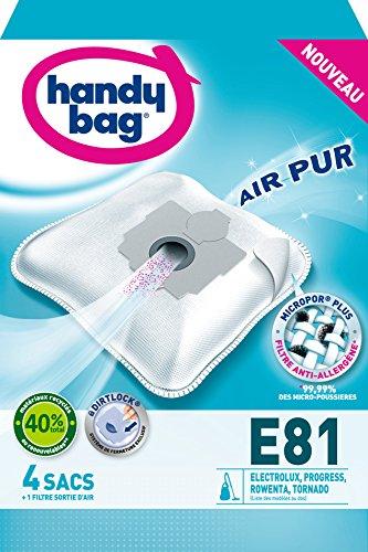 Handy Bag E81 - Bolsa para aspirador Tornado Complys AEG GR28