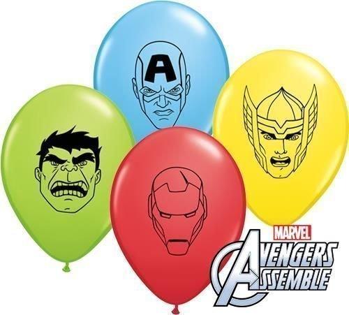 Marvels Avengers Rassemblement Tête Assortiment 5 \