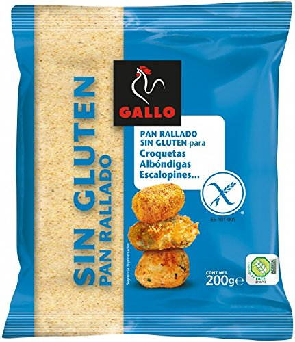 Gallo Pan Rallado sin Gluten - 200 gr