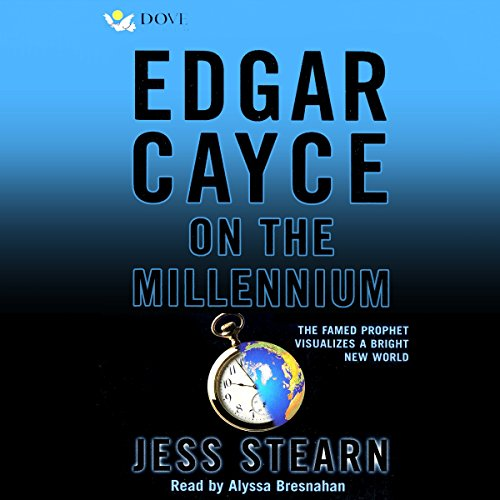 Edgar Cayce on the Millennium audiobook cover art