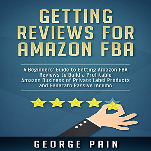 Getting Reviews for Amazon FBA audiobook cover art