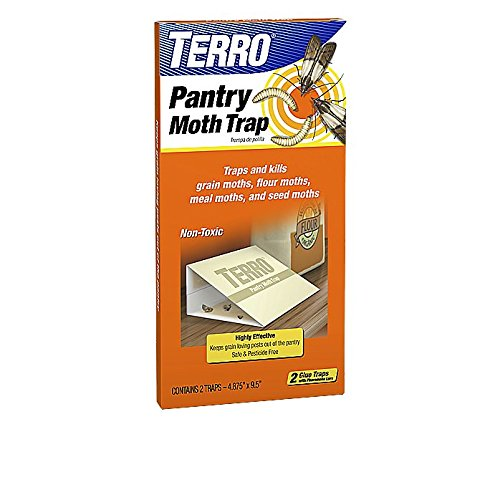 Terro 2900 Pantry Moth Trap, 2 Traps (3 Pack, 6 Traps Total)