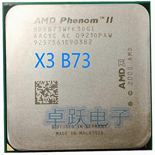 Phenom II X3 B73 2.8 GHz Three-Core CPU Processor Socket AM3 X3-B73