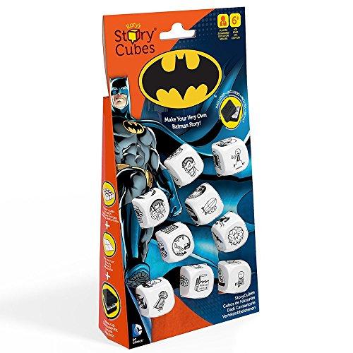 Creativity Hub Rory#039s Store Cubes: DC Comics Batman Dice Game Set