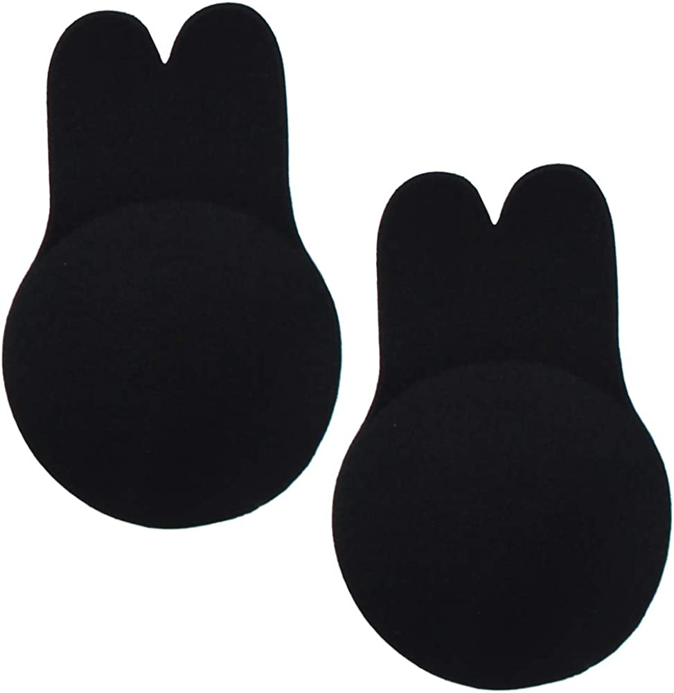 Adhesive Factory outlet Reusable Adjustable Lift Bio-Silicone E Max 80% OFF Thin Bra Rabbit