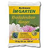 Rhododendron Dünger Organisch-mineralisch 15 kg für...