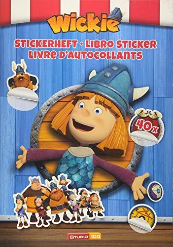 Wickie und die starken Männer Stickerheft: Bd. 1