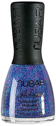Nubar Mode Nagellack, berry blue crush, 1er Pack (1 x 15 ml)