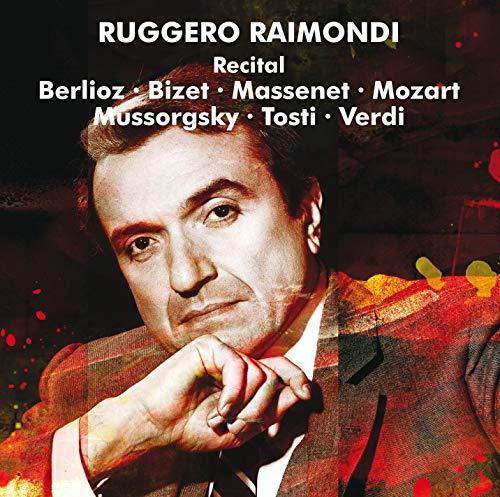 Ruggero Raimondi - Ruggero Raimondi Recital [CD]