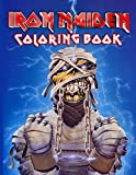 Iron Maiden Coloring Book: Great Iron Maiden Adult Coloring Books For Women And Men Colouring