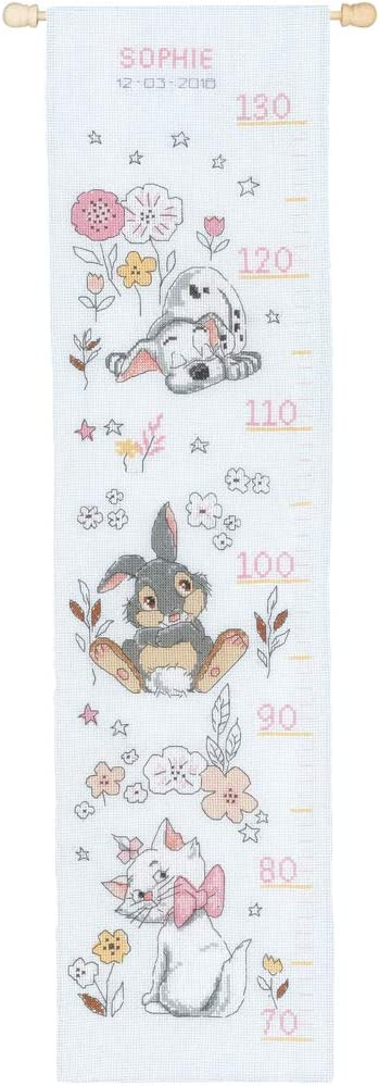 Vervaco Counted Cross Stitch Kit Disney Cotton Little New Shipping Free Shipping Dalmatian Ranking TOP15