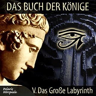 Das große Labyrinth (Das Buch der Könige 5) Titelbild
