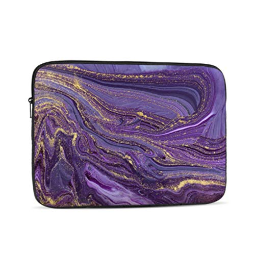 MacBook 15 Cover Fashion Morden Art Marble Texture MacBook Cover 13 Inch Multi-Color & Size Choices 10/12/13/15/17 Inch Computer Tablet Briefcase Carrying Bag