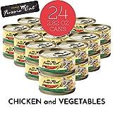 Fussie Cat Super Premium Chicken & Vegetables Formula in Gravy 24/2.82oz