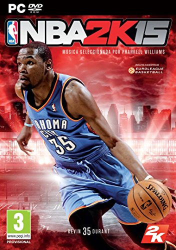 Take Two Interactive - Take Two Interactive Pc Nba 2k15 - 5026555063593