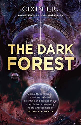 The Dark Forest: Cixin Liu: 2