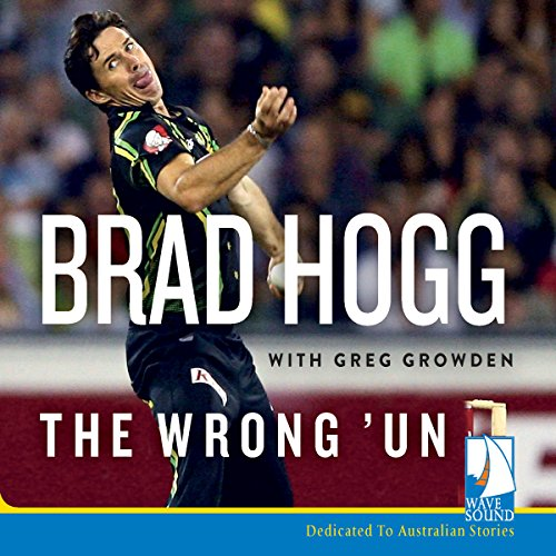The Wrong 'Un audiobook cover art