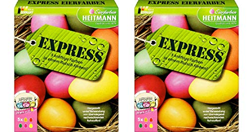 Bavaria-Home-Style-Collection Brauns Heitmann Bio Eierfarben schnelles Färben von Eiern -...