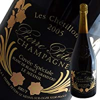 レ シェティヨン ブリュット ブラン ド ブラン グランクリュ マグナム[2005]ピエール ペテルス(シャンパン)1500ml