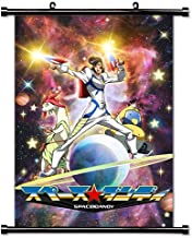 Space Dandy Anime Fabric Wall Scroll Poster (32