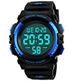 Best Kids Digital Watches - Kids Digital Watch, Boys Sports Waterproof Led Watches Review