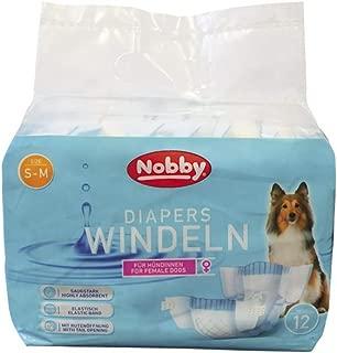Nobby Tidyup 67356/Dog Waste Bags 20/Rotoli di 15/Sacchetti//Blu