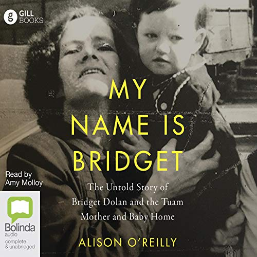 My Name Is Bridget cover art