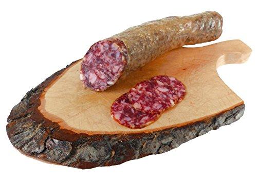 Salchichon Iberico de Bellota, Pata Negra - Spanische Salami vom schwarzen Schwein, Pfeffersalami