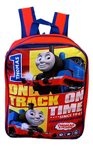 Thomas and Friends 15' School Backpack, Red, Size One_Size
