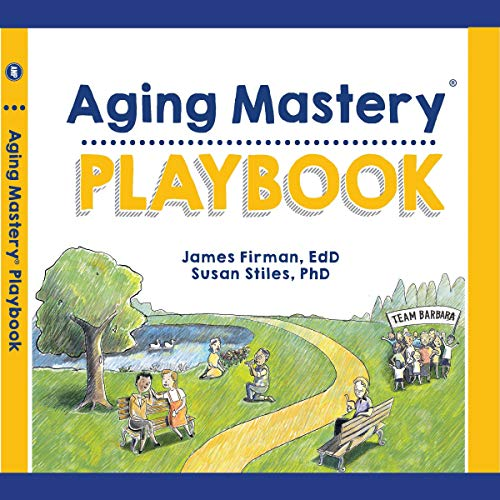 Couverture de Aging Mastery Playbook