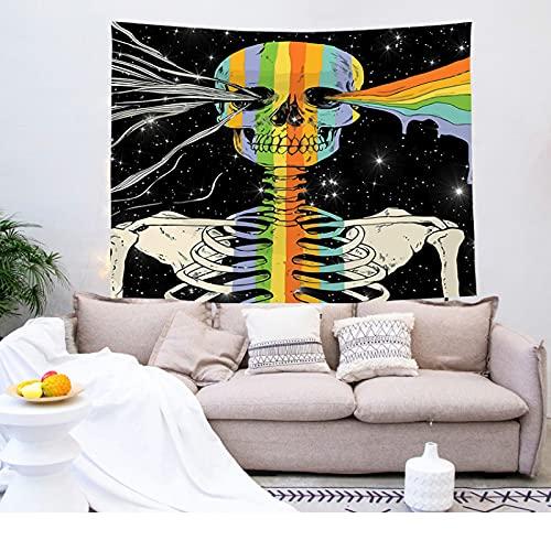 YDyun Gobeläng vägg hängande dekorationer för sovrum heminredning dekorativ väggbonad tryck