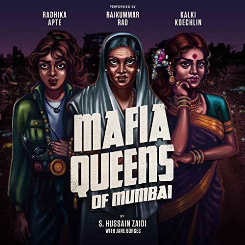 Mafia Queens of Mumbai audiobook cover art