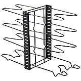 JHSHENGSHI Deckel Rack Halter/Bratpfanne Organizer Rack/Adjustable Pan Organisator-Zahnstangen-Halter-Ständer - Trocknen Stehen für Küche Schrank
