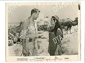 MOVIE PHOTO: DESTINATION GOBI-1953-8X10 PROMO STILL-Max Showalter-JUDY DAN-vg