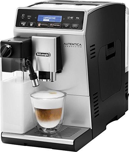 DE´ LONGHI DELONGHI Kaffeevollautomat ,,Autentica Cappuccino' 132215220 Kaffeevollaut. Etam 29660sb