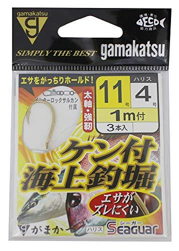 がまかつ(Gamakatsu) 糸付 ケン付 海上釣堀 11-4