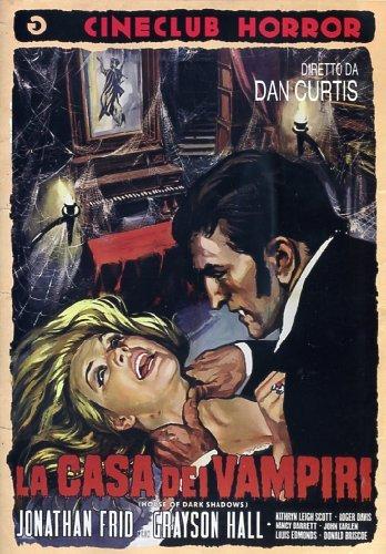 La Casa Dei Vampiri  [Italia] [DVD]