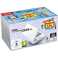 New Nintendo 2DS XL - Consola Lavanda + Tomodachi Life (Preinstalado)