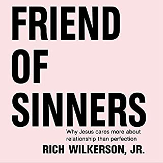 Friend of Sinners Titelbild