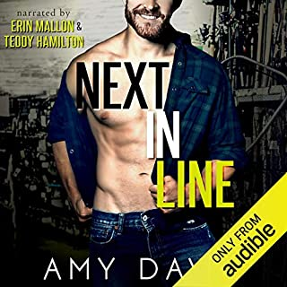 Next in Line audiobook cover art